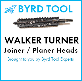 Walker Turner Planers and Jointers