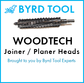 Woodtech Planers and Jointers