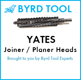 Yates Planers and Jointers