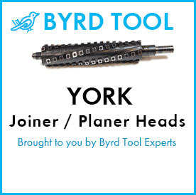 York Planers and Jointers