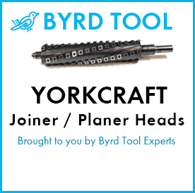 Yorkcraft Planers and Jointers