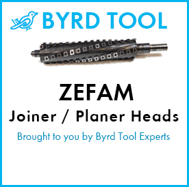 Zefam Planers and Jointers